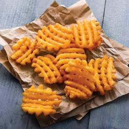 patatas fritas criss cuts 2,5 kg