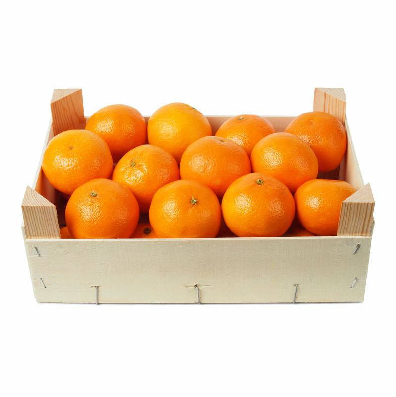 caja 6 kilos de naranjas de zumo