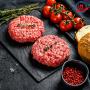 hamburguesa wagyu 150 gr x 2 unidades