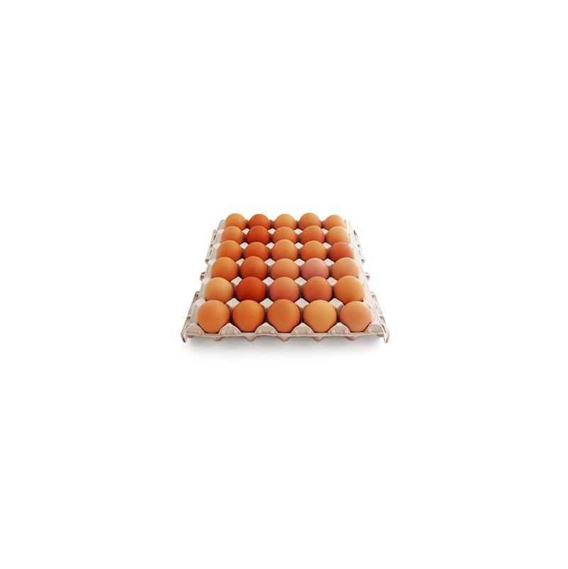 huevos calibre L 30 unidades