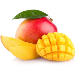 fruta mango avión