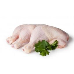 traseros de pollo fresco 1 kg