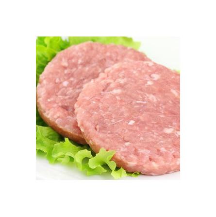 hamburguesa de pollo 2 unidades de  120 gr