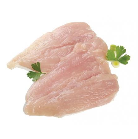 filetes pechuga pollo 500 gr