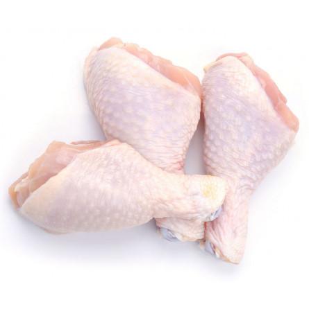 jamoncitos de pollo fresco