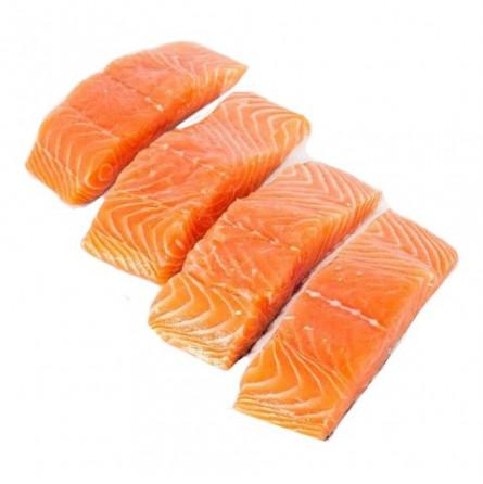 lomos de salmon congelado