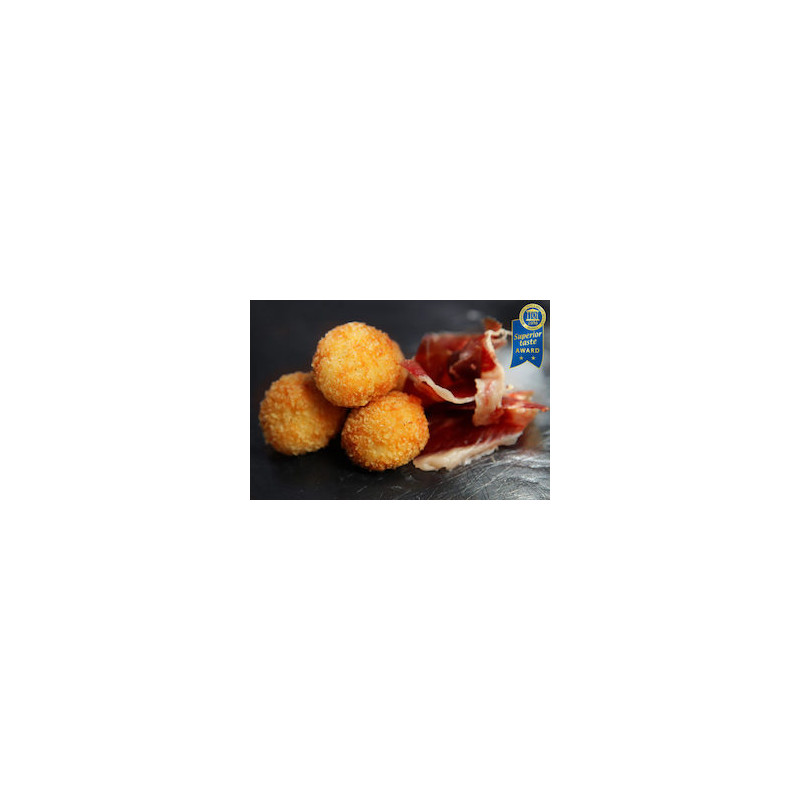 croquetas de jamon iberico gourmet