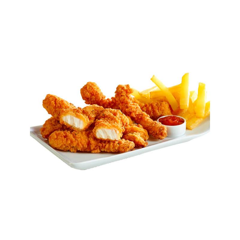 finger pollo american crispy estilo kentucky